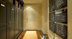 "like doors for each person's cubby to hide all of the ""stuff"" and give a uniform look (vallon designs)"