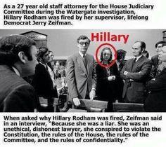 The real Hillary Clinton
