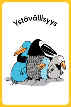 Vahvuuskortit - Positive Learning Learn Finnish, Self Help, Little Ones, Disney Characters, Fictional Characters, Snoopy, Clip Art, Positivity, Teaching