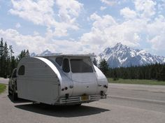 Wallace Collection Features Some Of The Strangest Vintage Campers You've Never Seen