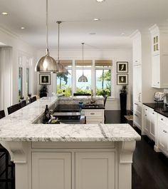 Kitchen - contemporary - kitchen - grand rapids - by Visbeen Associates, Inc.
