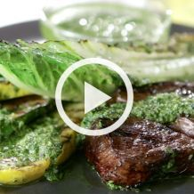 How to Make Barbecued Steak & Vegetables (That's Fresh with Helen Cavallo)