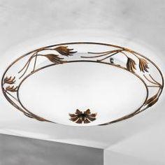 Tuscanor - Modern Flush Ceiling Light
