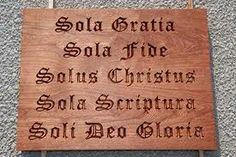 Five Solas - Sola Gratia, Sola Fide, Solus Christus, Sola Scriptura, Soli Deo Gloria Biblical Quotes, Bible Verses, 5 Solas, Sola Scriptura, Grace Alone, Soli Deo Gloria, Reformed Theology, In Christ Alone, Walk By Faith