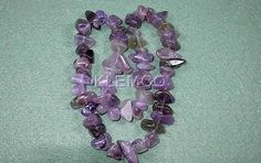 "AURALITE-23 Crystal Chips - 15"" Strands - LARGE - NEW REDUCED PRICE - SAVE $$$$"