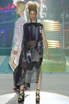 Vivienne Westwood Spring 2014 Ready-to-Wear Collection Slideshow on Style.com