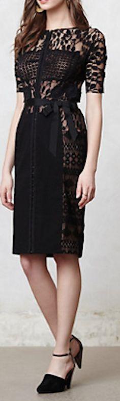 lovely sheath dress  http://rstyle.me/n/i2ey2pdpe