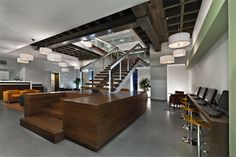 Paga Todo corporate offices by usoarquitectura, Mexico City » Retail Design Blog