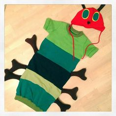 Fantasy World Caterpillar Toddler-s Halloween Costume-s, Girl-s boy-s Kid-s, Size: – Kostüm Karneval Book Day Costumes, Family Halloween Costumes, Baby Costumes, Halloween Diy, Halloween Outfits, Sewing For Kids, Baby Sewing, Diy For Kids, Theme Carnaval