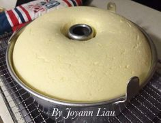 Japanese Cream Cheese Chiffon Cake This is one of the best chiffon cake that I have ever made as it's so delicate and smooth and literally melts in the mouth! Everyone w...
