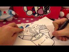 Kawaii drawing tutorial & competition