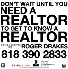 U know this is true,how many of you ain't buying or selling today but surely will be sooner or later - Real Estate dreams work better if you know a good hard working agent to guide you through it .... Stop Playing !! We can talk the LA market,finances and other related stuff -#drakesestates #larchmontvillage #mdlla #hancockpark #kellerwilliams #kellerwilliamsrealty #property #ineedarealtor