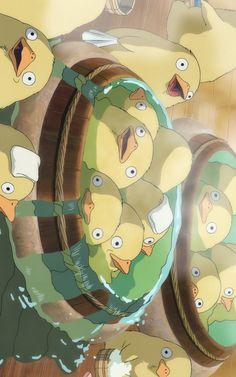 wallpaper desktop Spirited Away Desktop Wallpaper - Studio Ghibli - Cartoon Wallpaper, Anime Scenery Wallpaper, Kawaii Wallpaper, Wallpaper Desktop, Macbook Wallpaper, Trendy Wallpaper, Wallpaper Backgrounds, Glitter Wallpaper, Iphone Backgrounds