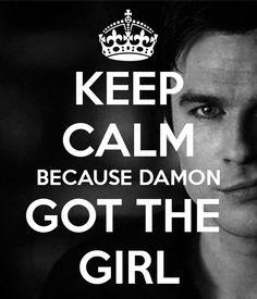 Yes!! Damon. TVD