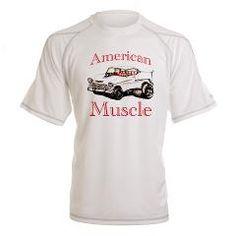 55 chevy Performance Dry T-Shirt