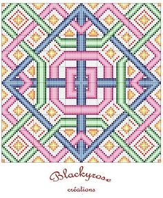 Bargello Needlepoint, Bargello Quilts, Needlepoint Stitches, Needlepoint Pillows, Graph Paper Drawings, Graph Paper Art, Cross Stitching, Cross Stitch Embroidery, Embroidery Patterns