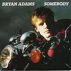 "For Sale - Bryan Adams Somebody UK 7"" vinyl single (7 inch record) - See this and 250,000 other rare & vintage vinyl records, singles, LPs & CDs at http://eil.com"