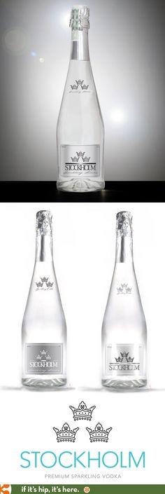 Hong Kong-based Stockholm Sparkling Vodka
