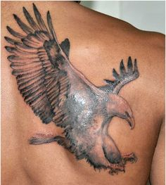 Best Eagle Tattoos - Our Top 10 | StyleCraze