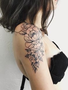 Without the bottom flower and with more leaves on the back, tattoo old school tattoo arm tattoo tattoo tattoos tattoo antebrazo arm sleeve tattoo Best Sleeve Tattoos, Cute Tattoos, Beautiful Tattoos, New Tattoos, Body Art Tattoos, Quarter Sleeve Tattoos, Cross Tattoos, Pretty Tattoos, Small Tattoos