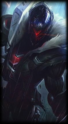 League of Legends- PROJECT: Jhin #computergames