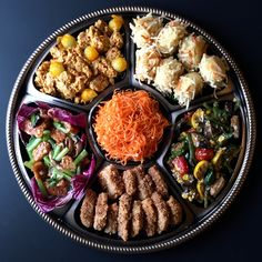 Salad Packaging, Organic Recipes, Ethnic Recipes, Paella, Bento, Sushi, Food And Drink, Foods, Vegan