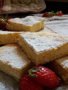 Habkönnyű grízes sütemény, ennél ellenállhatatlanabb sütit rég kóstoltam! - Egyszerű Gyors Receptek
