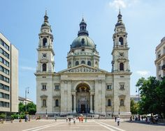 St. Stephen's Basilica: This is the most important church building in Hungary, one of the most significant tourist attractions and the third highest building in Hungary.