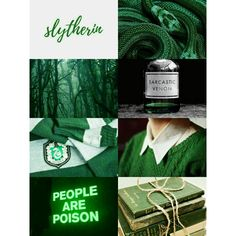 💚Slytherin aesthetic💚