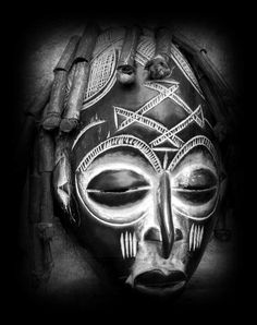 de-salva: Mask / Tribal African Art