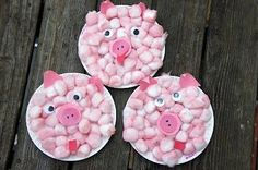 the three little pigs crafts for preschool - Google Search