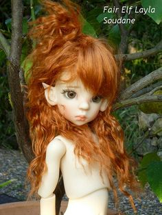 LAYLA ELF KAYE WIGGS by soudane, via Flickr