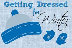 Dressing for Winter Song for #kids