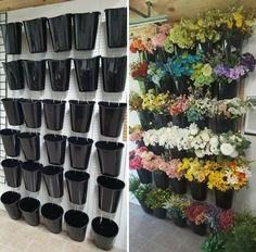 New Sewing Storage Room Display Ideas Flower Shop Decor, Flower Shop Design, Flower Shop Interiors, Flower Truck, Craft Room Design, Flower Room, Craft Room Storage, Craft Storage Solutions, Flower Studio