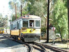 A Los Angeles Railway Yellow Car