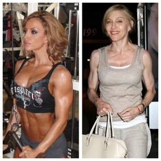 "How much muscle most women *think* they have under their fat vs how much they *actually* have.  Unless specific phases of muscle building have occurred, expect to have to go insanely low in body-fat before seeing anything remotely ""muscle-like""...building muscle requires food.  It takes 2500 cals & some serious weight lifting to build a lb of muscle. Most women spend their lives eating in deficit, & doing entirely too much cardio - eating away at the very muscles they're hoping to see..."