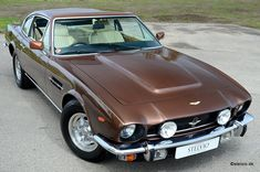 Aston Martin V8 Oscar India - 1979