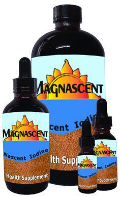 Magnascent Iodine – Nascent Iodine