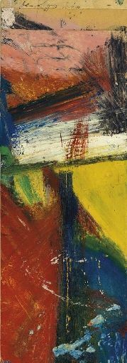 Willem de Kooning, Untitled #1