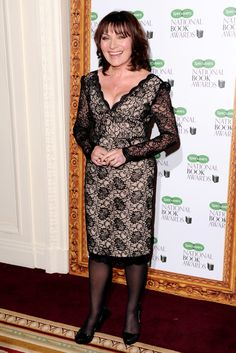 Lorraine Kelly – Specsavers National Book Awards 04.12.12