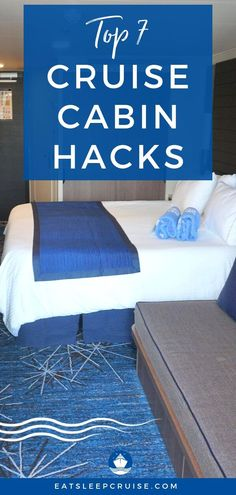 How will you survive a week in a tiny cruise cabin? We show you how with our Top 7 Space Saving Hacks for Your Cruise Cabin in Top Cruise, Disney Cruise Tips, Cruise Travel, Cruise Vacation, Vacation Travel, Panama Cruise, Texas Travel, Cruise Excursions, Cruise Destinations