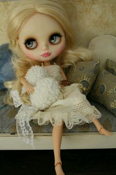 Beautiful Blythe Doll