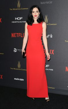 2016 Weinstein Company and Netflix Golden Globes After Party   - ELLE.com