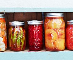 Summer in a Jar Recipes