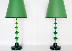 Pretty Marianna Kennedy lamps