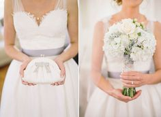 For silver wedding | Lydia and Steves Romantic Garden Wedding Natasja Kremers Photography