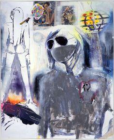 Douglas Kolk - the girl called Grand Slam - Contemporary Art 4th November, Hermitage Museum, Saatchi Gallery, Royal Academy Of Arts, Mirror Art, Online Painting, Black Mirror, Contemporary Paintings, American Art