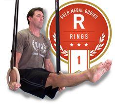 Gymnastic Rings Training - http://gmb.io/r1/
