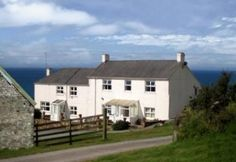 Nant y Croi Farmhouse Bed and Breakfast, Wales
