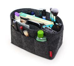 Amazon.com: Pelikus® Felt Purse Organizer Insert / Desk Multi-Pocket Caddy: Shoes
